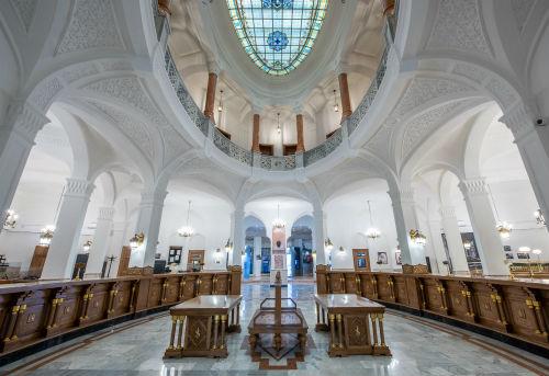 İş Bankası'nın Ulus'taki tarihi binası müze olarak hizmete açıldı | ARTtvNews