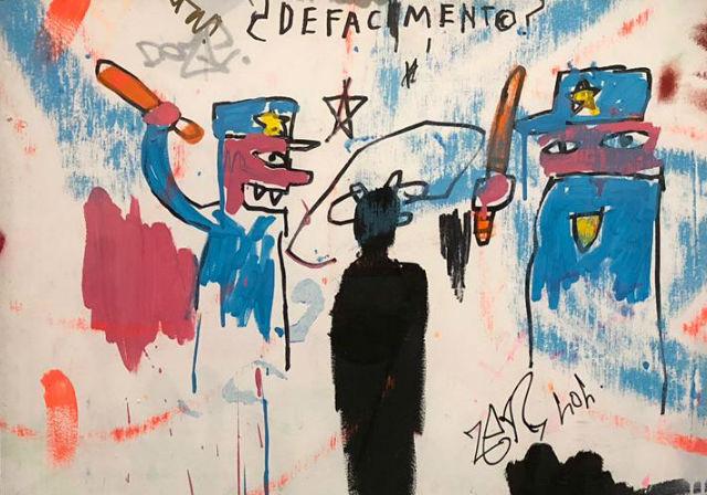 Sanatın Asi Çocuğu Jean Michel Basquiat | Yazan Yasemen Çavuşoğlu