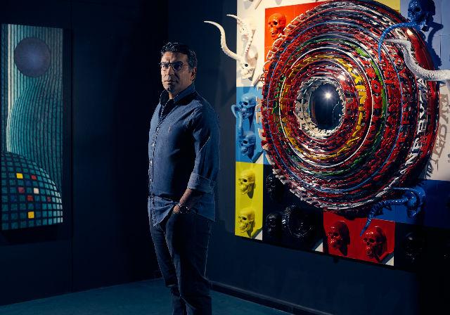 Güneştekin'in Eserleri Viyana Kunstforum Müzesi'nde! | ARTtvNews