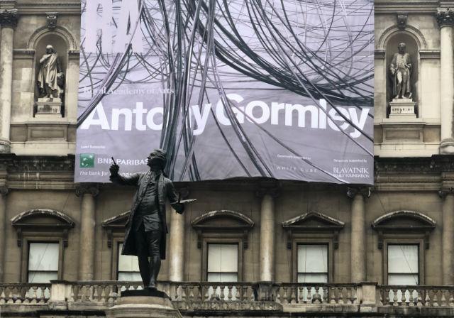 Ezberleri Bozan Sanatçı Sir Antony Gormley! | Yazan Nurdan Ateş