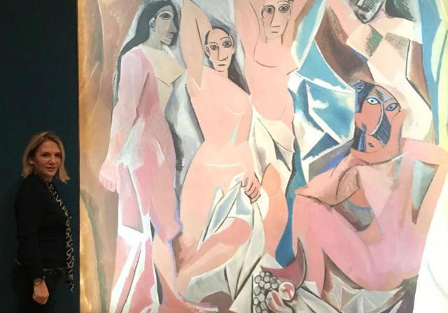 Royal Academy of Arts'da Picasso'nun Kağıttan Dünyası! | Yazan Nurdan Ateş