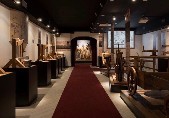 Dora'nın Sanat Günlüğü'nde Leonardo da Vinci Müzesi! | Yazan Dora Özyurt