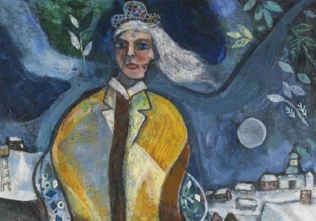 Marc Chagall'ın Eserlerinde Kemancı | Yazan Zeynep Dikmen