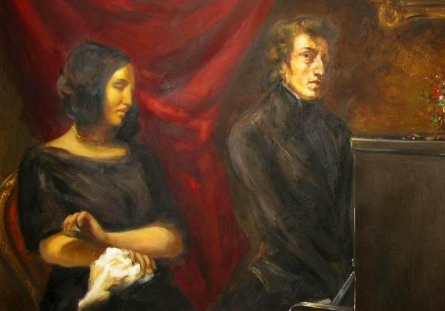 Sanat Tarihinin Fırtınalı Aşkları: Aşklarını Chopin Besteledi George Sand Yazdı | Yazan Yasemen Çavuşoğlu