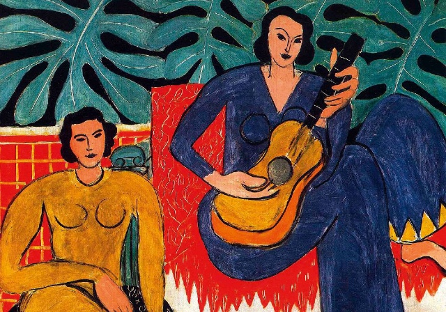 Matisse'in Korkusuz Renkleri | Yazan Zeynep Dikmen