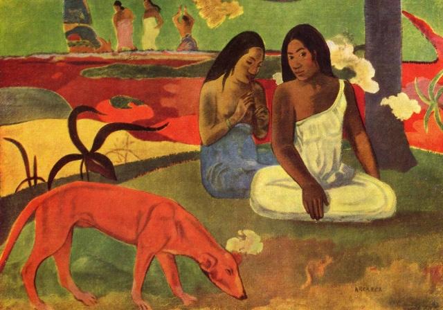 Gauguin: Sembolik ve Primitif Bir Sanatçı | Yazan Zeynep Dikmen