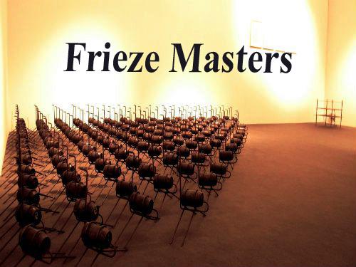 Frieze Masters da Görsel Şölen
