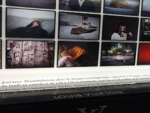 Paris Louis Vuitton 11 Türk Sanatçıyı Ağırlıyor Yazan:İnci Aksoy