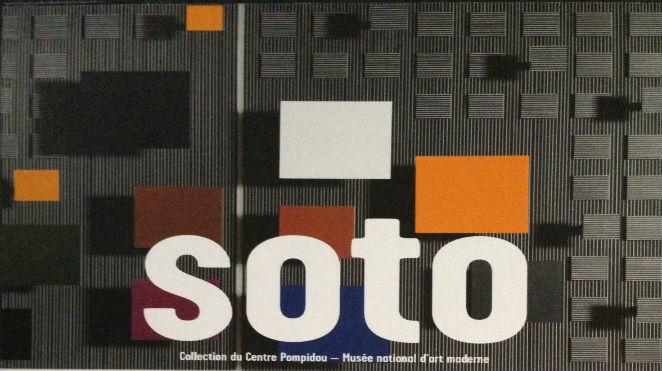 Pompidou' da, Soto Baş Döndürüyor Yazan: Leyla Ünsal