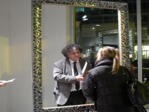 Bedri Baykam'ın Boş Çerçeveleri New York' ta Sergileniyor Yazan: Eda Aksoy
