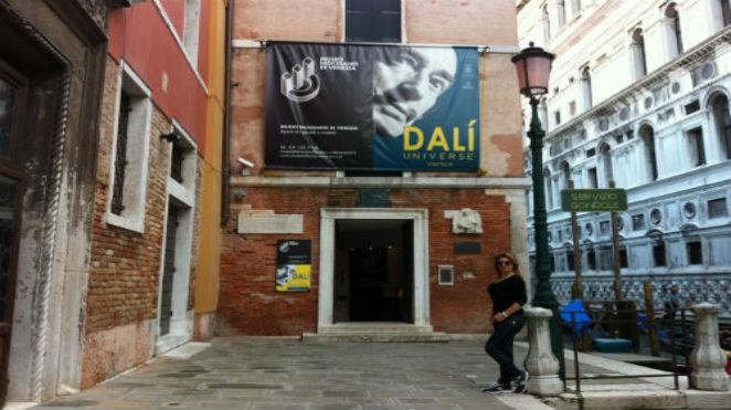 Sıradışı Bir Kentte Sıradışı Bir Sanatçı Dali Venedik'te Yazan:Gülten İmamoğlu
