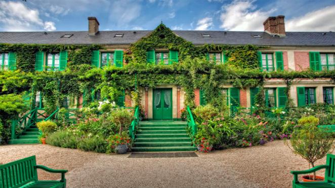 Monet'nin Giverny'deki Muhteşem Müze Evi Yazan:Leyla Ünsal