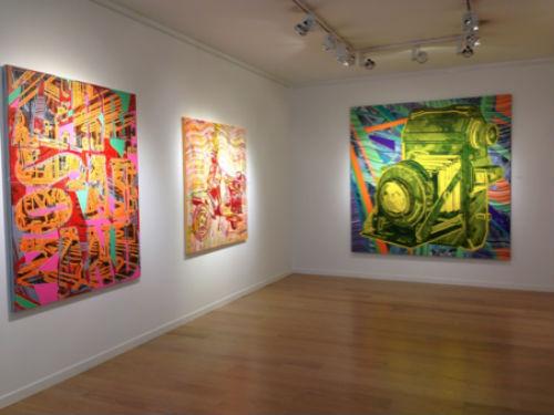Yiğit Yazıcı'nın Renkli Dünyası Yazan: Yasemin Vargı