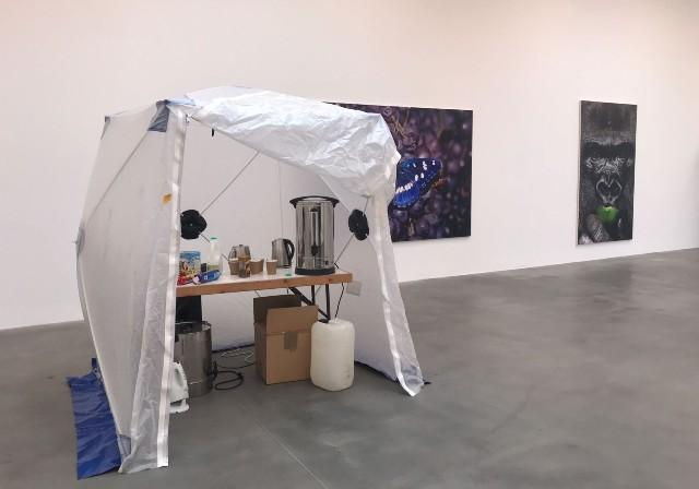 Gerçek Heykeller ve Resimlerle Damien Hirst Gagosian Gallery'de! | Yazan Nurdan Ateş
