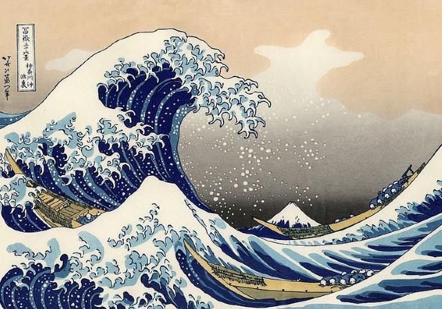 Katsushika Hokusai ve Dünyanın En Meşhur Dalgaları | Yazan Zeynep Dikmen