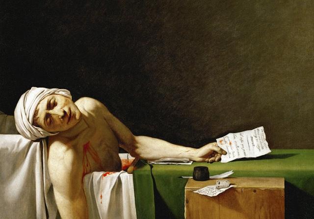 Ayın Burcu: Jacques Louis David Kararlı, Başak Burcu İstikrarlı | Yazan Yasemen Çavuşoğlu