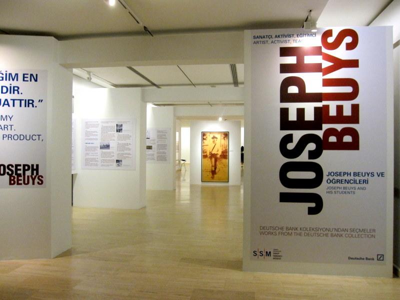 Joseph Beuys ve Öğrencileri
