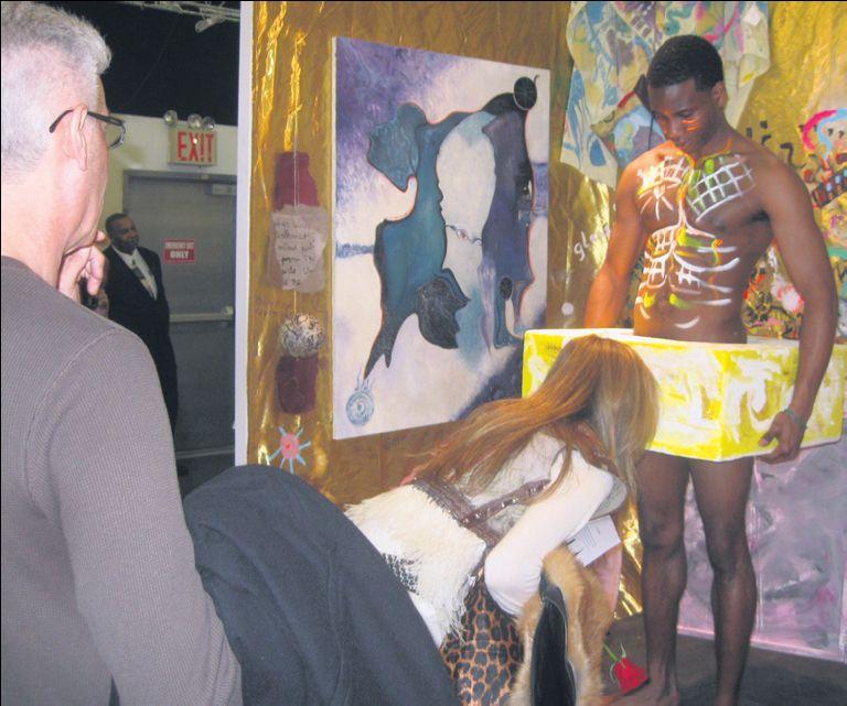 NY Art Expo 2010 - Emre Ertürk / Gülay Alpay