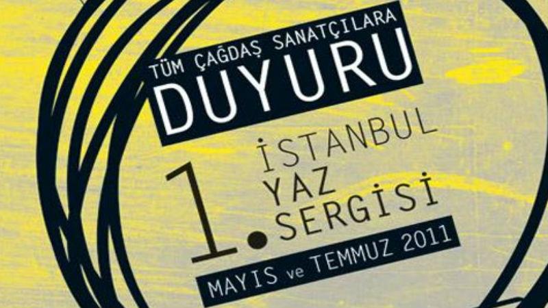 1. İstanbul Yaz Sergisi
