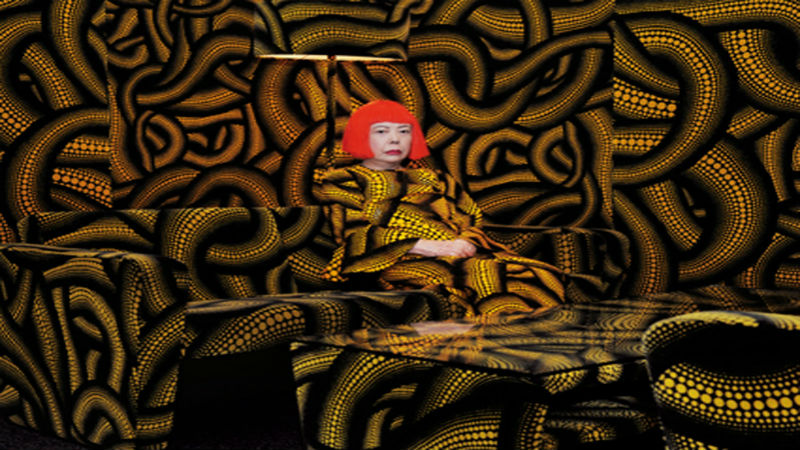 Yayoi Kusama Retrospektif Sergisi