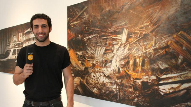 Berkay Buğdanoğlu-01 Ante Bellum-Mim Art&Antiques