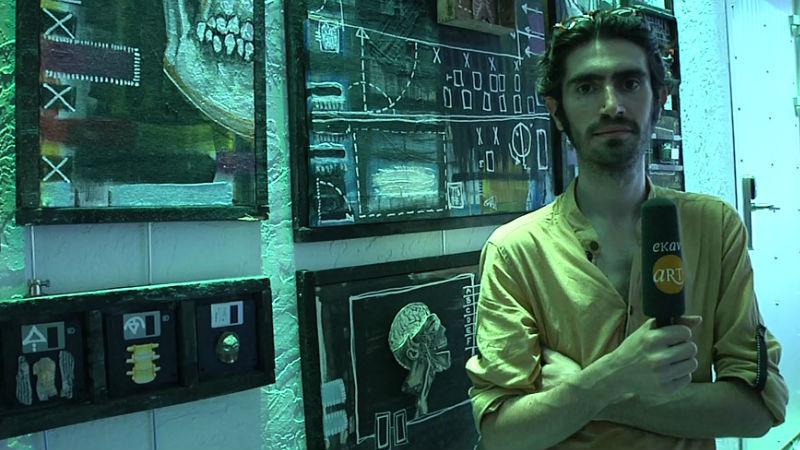 Alper Bıçaklıoğlu-Otomorfoz-Windowist Summer Art Scene