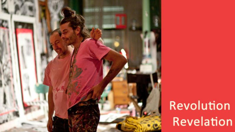 Arkın& Carlito Dalceggio - Revolution Revelation - Borusan Müzik Evi