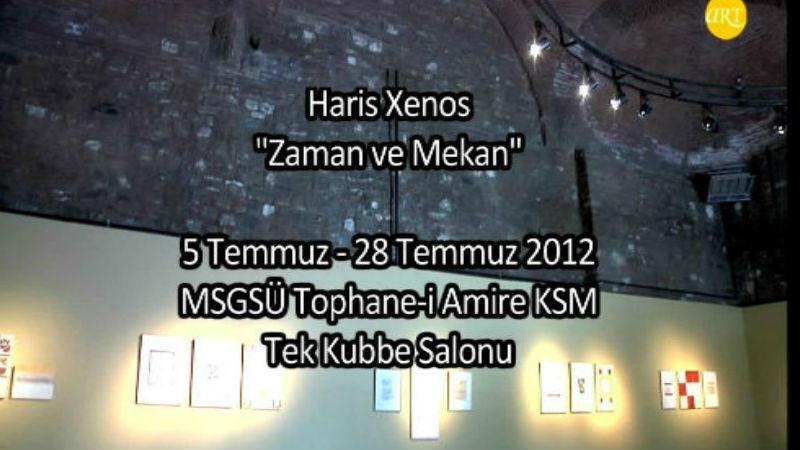 Haris Xenos-Zaman ve Mekan-Tophane-i Amire