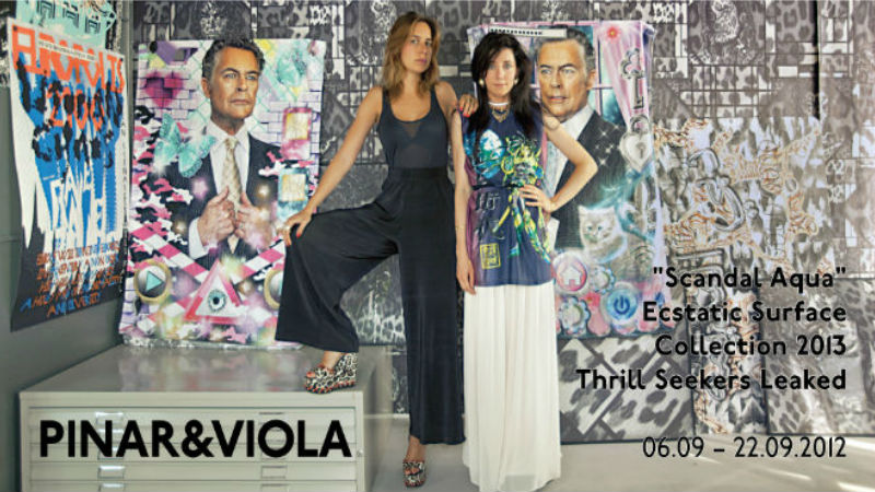 Pınar&Viola-Scandal Aqua