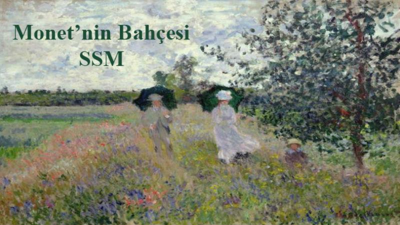 Monet'nin Bahçesi-SSM