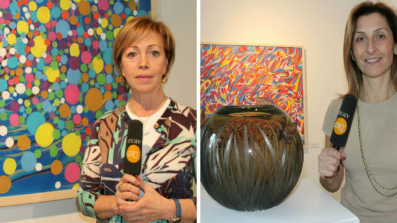 Felekşan Onar/Rita Parshukova-Renklerle Dans-Chalabi Art Gallery