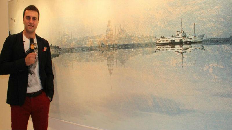 Fatih Merter-Passages-Ekavart Gallery