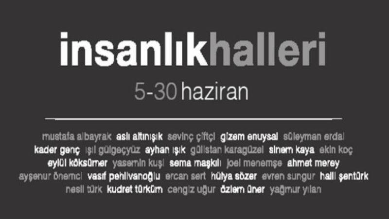 İnsanlık Halleri-Karma Sergi-Beyoğlu Akademililer Sanat Merkezi