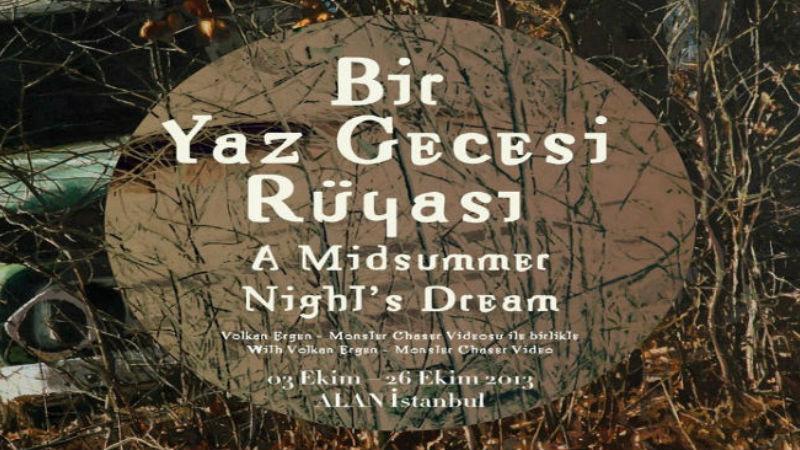 Fulden Aran-Bir Yaz Gecesi Rüyası-ALAN İstanbul