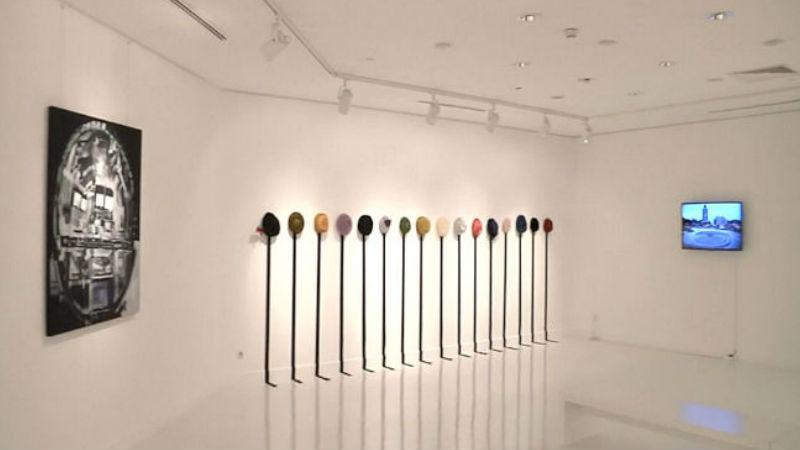 Newertown Küratörlüğünde Paralel Bağlantılar - Ekavart Gallery
