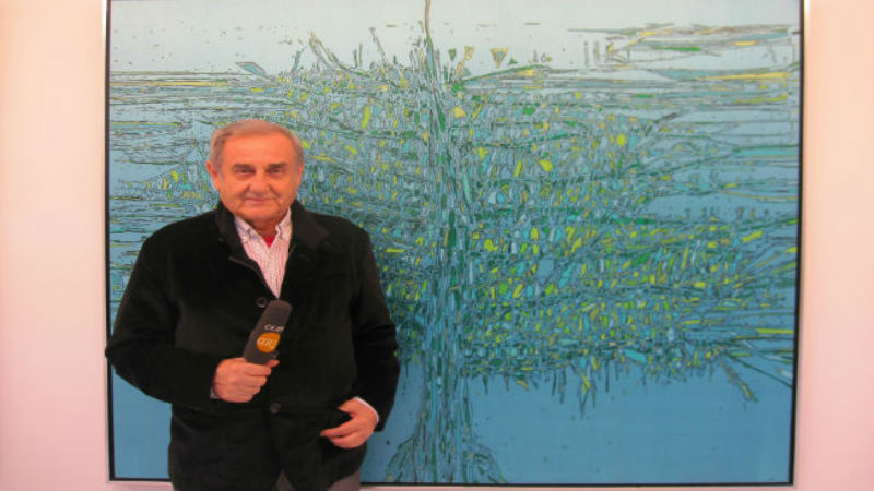 Devrim Erbil-Renkler ve Teknikler-Ekol Sanat Galerisi