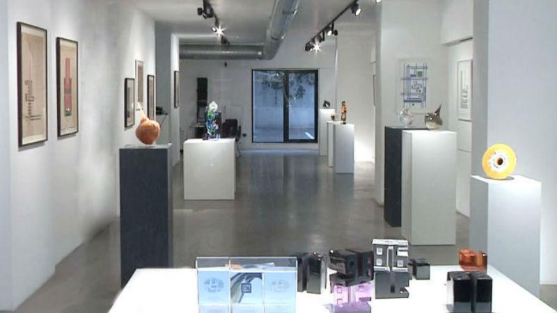 Felekşan Onar/Mouhammed İmad-İntikal-Chalabi Art Gallery