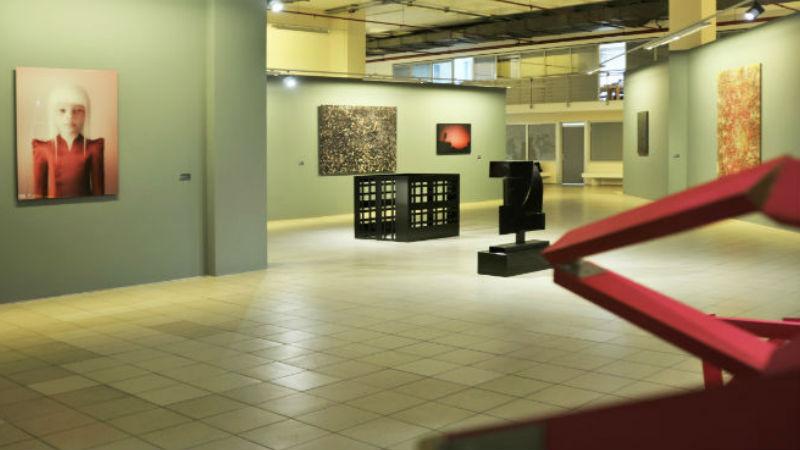 İZ 14-Proje4L Elgiz Çağdaş Sanat Müzesi