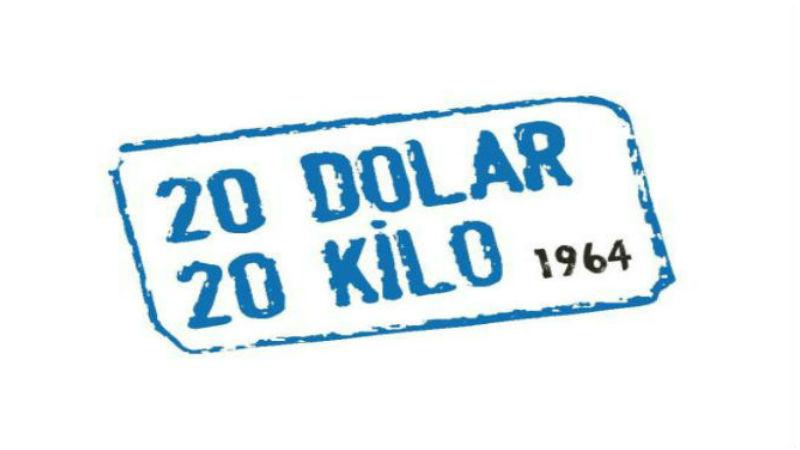 20 Dolar 20 Kilo - Tütün Deposu