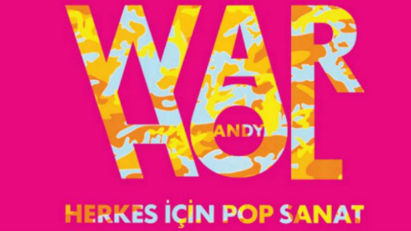 Andy Warhol-Herkes İçin Pop Sanat-Pera Müzesi