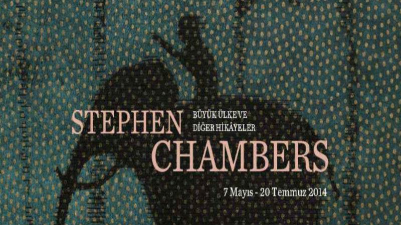Stephen Chambers-Büyük Ülke ve Diğer Hikayeler-Pera Müzesi