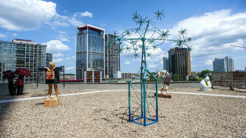 Teras Sergileri-Proje4L Elgiz Çağdaş Sanat Müzesi
