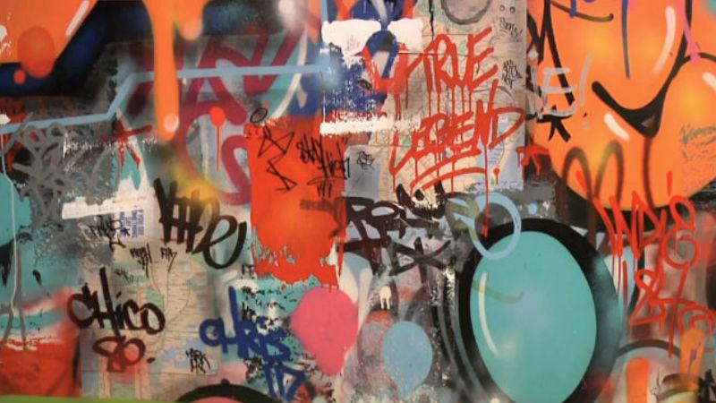 Duvarların Dili-Graffiti/Sokak Sanatı-Pera Müzesi