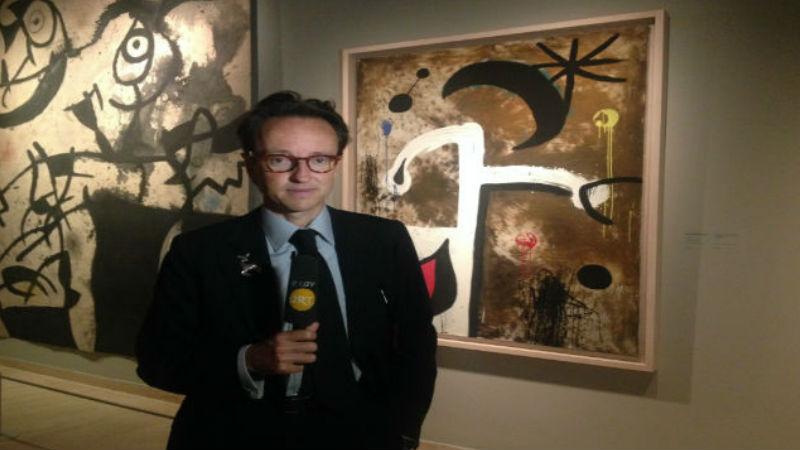 Joan Miro-Kadınlar,Kuşlar,Yıldızlar-Sakıp Sabancı Müzesi