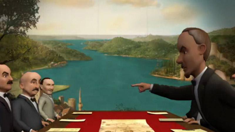 Lozan'dan Cumhuriyet'e | 3D Animasyon