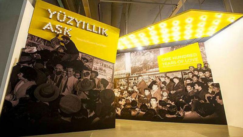 Yüzyıllık Aşk | İstanbul Modern