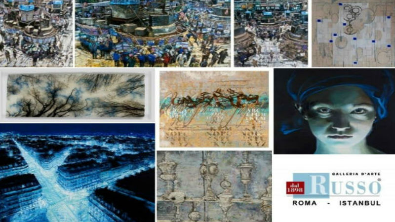 Karma Sergi | Galleria Russo