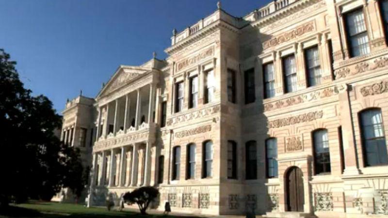 Dolmabahçe Sarayı Milli Saraylar Resim Müzesi