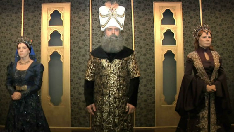 Muhteşem Yüzyıl / Teşhir-i İhtişam | Uniq Müze
