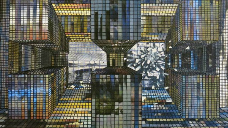 Monika Bulanda | Bilinmeyenin Seyri | Kare Art Gallery